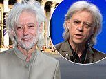 Bob Geldof looks markedly different as he sports white beard at One Young World summit