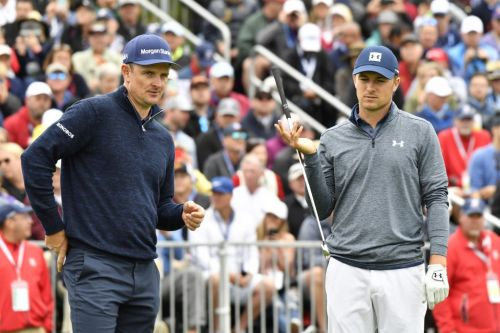 It's all starting to come together for Justin Rose at Pebble Beach