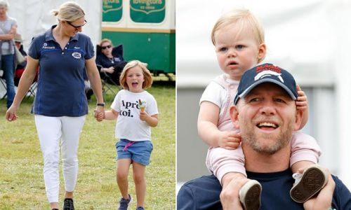 Mia and Lena Tindall to benefit from this royal rule when mum Zara gives birth