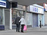 Stricken shops are left out of the Chancellor's £30bn stimulus package