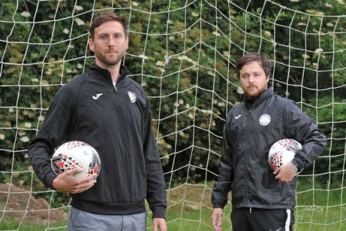 Jeanfield Swifts appoint Alan Campbell as manager of new under-20s team