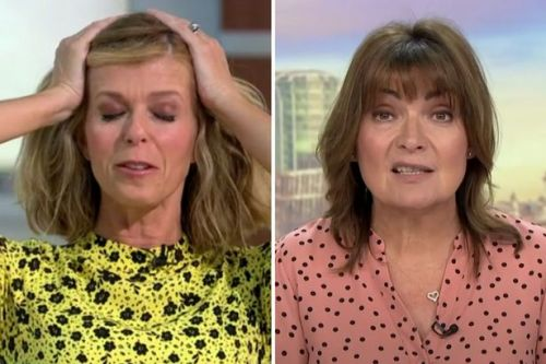 Kate Garraway has 'soldiered on' through 'unimaginable pain' says Lorraine Kelly