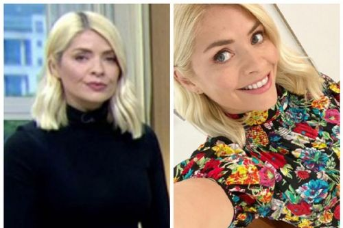 Holly Willoughby responds to 'dull' outfit claims with bold statement dress