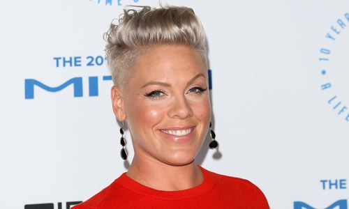Pink was locked out of her hotel room and dealt with it in the best way possible