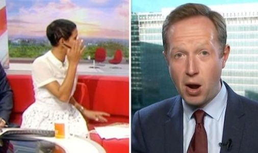 BBC's Naga Munchetty gets 'dizzy' trying to understand 'complicated' EU presidency rules