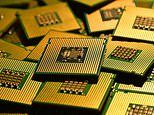 Shortage of computer chips takes toll on manufacturers