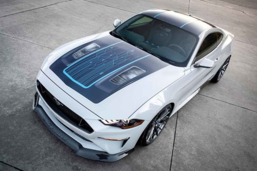 Ford's Electric Mustang Is A 900BHP Beauty