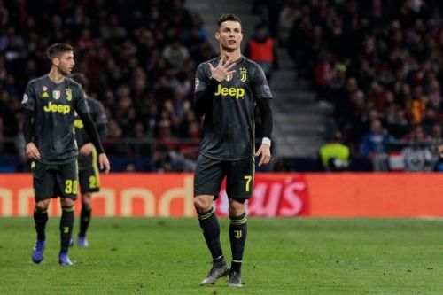 Atletico Madrid president fires back at Cristiano Ronaldo after taunts