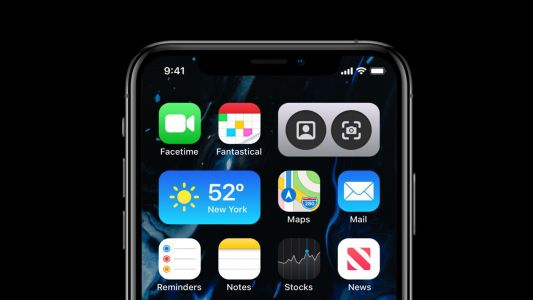 Is this what iOS 14 will look like?