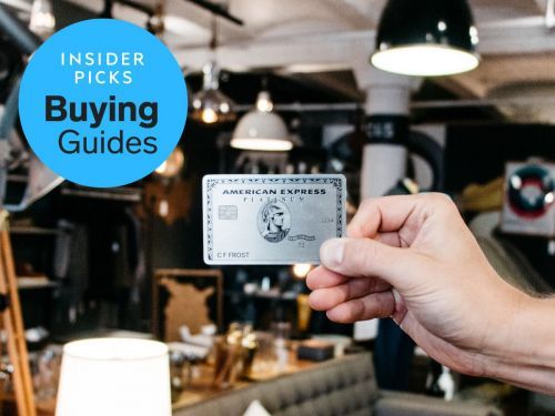 The best American Express cards