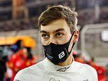 George Russell will drive for Mercedes in place of Lewis Hamilton in Sakhir Grand Prix