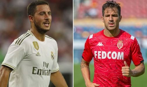 Barcelona transfer claim made about Eden Hazard after Belgian's Real Madrid debut