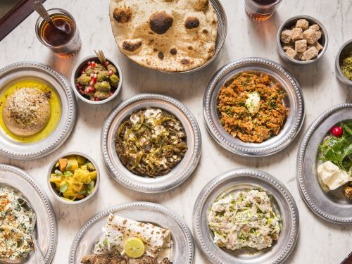 Soho's First Iranian Restaurant Thrills Critic Tim Hayward