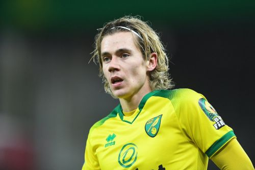 Liverpool 'intensify' interest to lead race for Norwich's Todd Cantwell