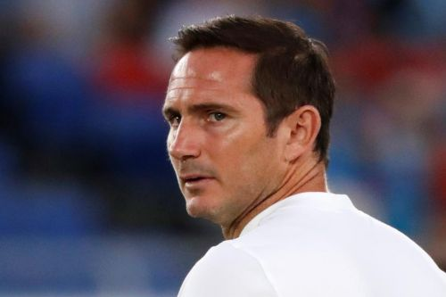 Chelsea boss Frank Lampard outlines highly optimistic season ambition