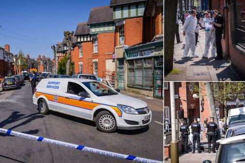 Leicester fire: Murder probe launched after body of woman, 27, found in flat