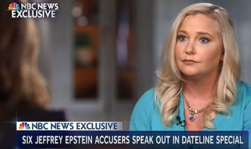 Prince Andrew accuser says she was just 17 when pair had sex as Epstein scandal continues