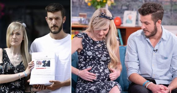 Joy for parents of Charlie Gard as mum gives birth to healthy baby boy