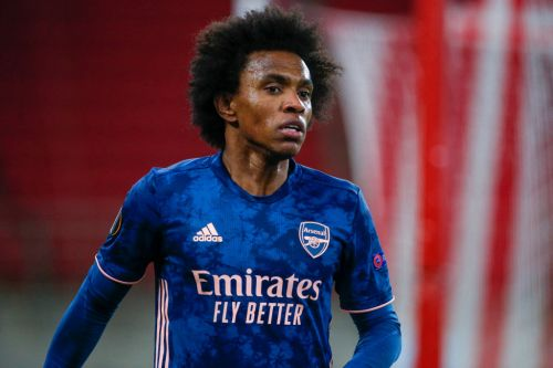 Arsenal winger Willian expected to leave the club this summer