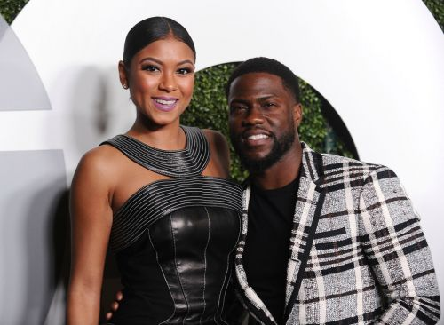 Kevin Hart is a father for the fourth time as he welcomes baby girl with wife Eniko
