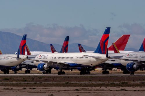 Leaked memo from Delta reveals plans to cut worker hours and pay, despite protections in the coronavirus stimulus package. United and other airlines are doing the same