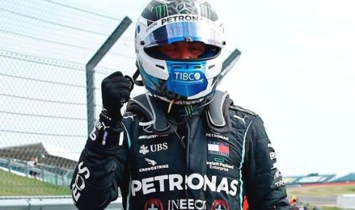 Valtteri Bottas 'proud' as Lewis Hamilton edged out for 70th Anniversary Grand Prix pole