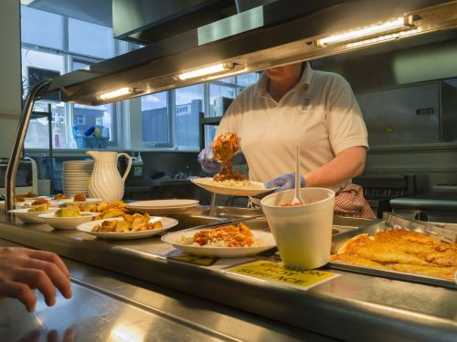 No Deal Brexit Could Hit School Dinners Hard