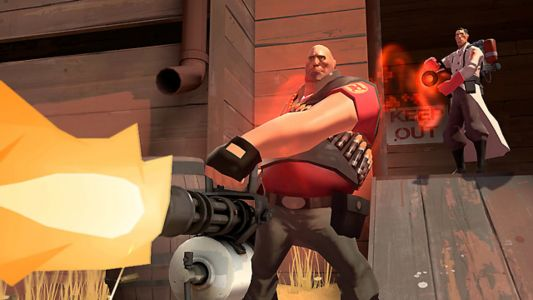 """""""Hardly anyone"""" is working on Team Fortress 2"""