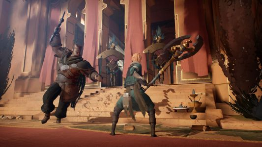 Ashen PS4 review - Dark Souls does co-op