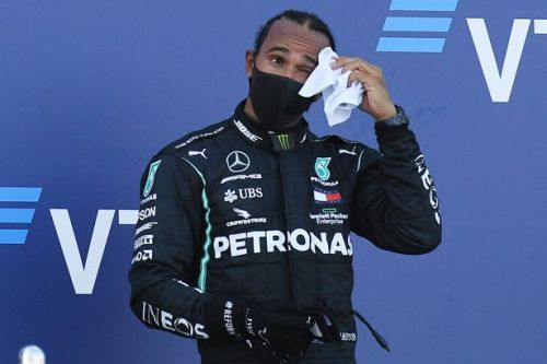 Lewis Hamilton admits mistakes after slamming F1 chiefs for singling him out