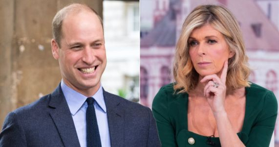 Kate Garraway 'tearful' as she opens up to Prince William about her husband Derek Draper's health