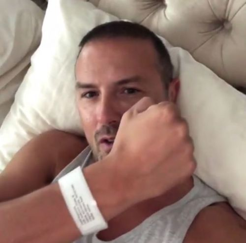 Paddy McGuinness reveals he's had a vasectomy - and goes into very graphic detail about the operation