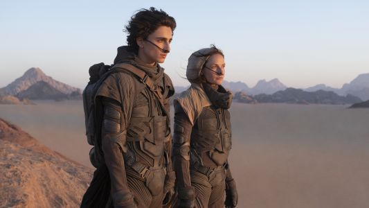 When is Dune released on HBO Max this week?