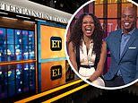 ET's Kevin Fraizer and Nischelle Turner show off 'unbelievable' new state-of-the-art season 41 set