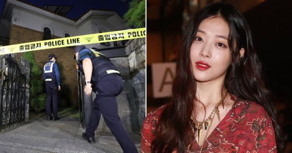 Police cordon off Sulli's home as investigation into K-pop star's death begins