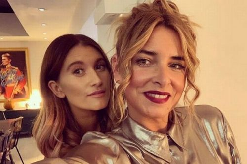 Emmerdale's Charley Webb parties all night with on-screen mum Emma Atkins during soap maternity leave