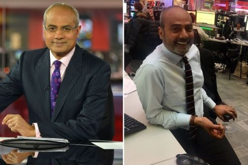 BBC's George Alagiah back on News at 6 amid cancer battle
