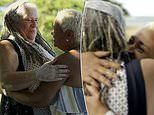 Long Lost Family: Adopted grandmother breaks down in tears after visiting late father's grave
