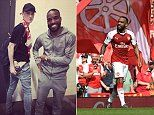Arsenal striker Alexandre Lacazette invites fan who has tattoo of him on his bum to West Ham game