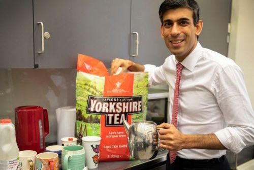 Yorkshire Tea Responds Brilliantly After Backlash Over Chancellor Tweet