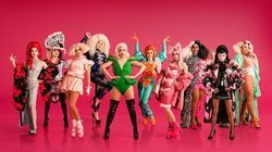 RuPaul's Drag Race UK: A Maypole, Car Boot Sale And Throwaway Eyebrows - All The Best Reactions To Episode 3