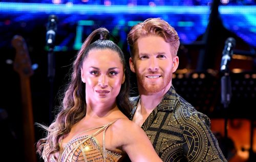 Strictly's Neil and Katya Jones found it 'impossible to get back on track' after Seann Walsh kiss