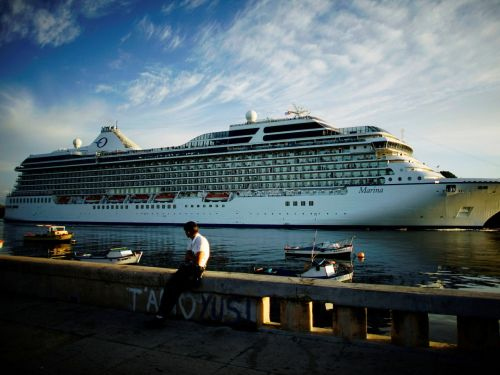 Cruise line stocks sell off after Norwegian extends suspension of trips through September