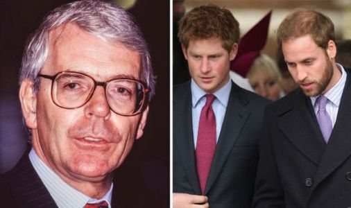 Royal fury: How John Major 'took £400k OUT of William and Harry's pockets due to blunder'