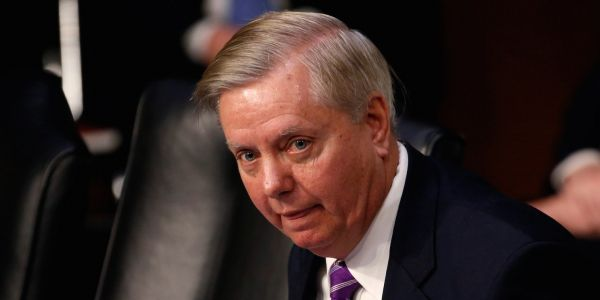 Lindsay Graham, one of Trump's staunchest GOP allies, called the president a 'handful' and suggested he may support impeachment if new evidence comes out