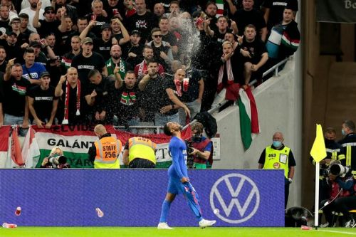 Hungary ordered to play game without fans for racist abuse of England players
