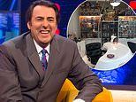 Jonathan Ross reveals he now has the largest toy collection in BRITAIN