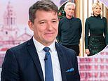 ITV bosses 'would consider replacing Phillip Schofield with Ben Shephard on This Morning'