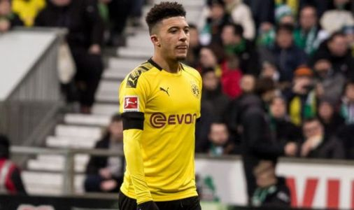 Man Utd chief Ed Woodward urged to scrap Jadon Sancho transfer for huge alternative deal
