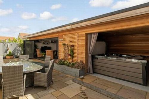 Bring the outside in with this stunning luxury property